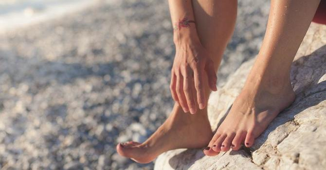 Is Your Foot Pain Caused By Plantar Fasciitis image