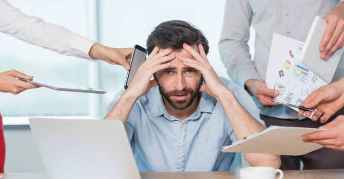 What Physical Signs Can Result From Stress image