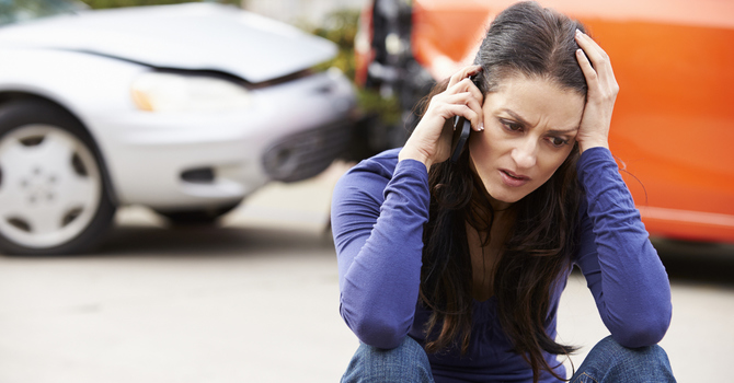 How To Avoid A Whiplash Injury In Your Vehicle image
